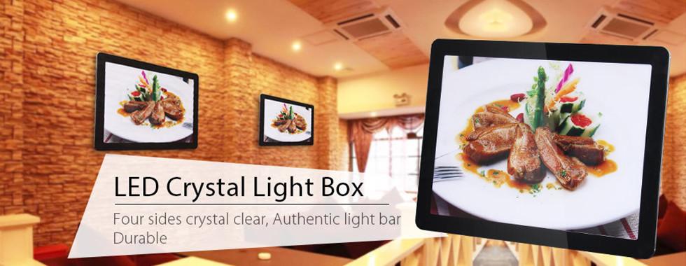 中国 最もよい 導かれたライト ボックスを細くして下さい 販売