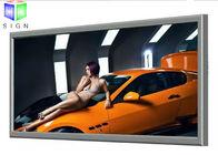 大きい防水の細い導かれたライトボックスの習慣によってつけられる壁広告
